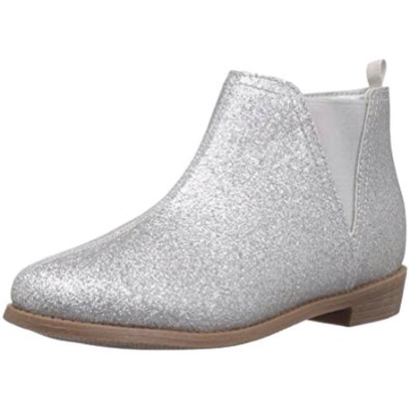 GAP Other - GAP | Girls Silver Chelsea Boot